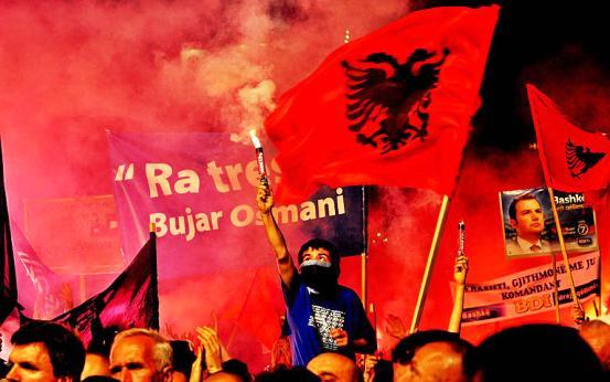 ALBANIANS FYROM
