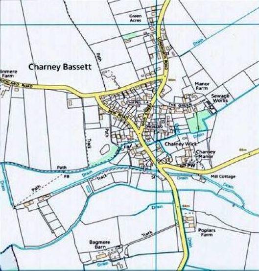 Village Map 2016