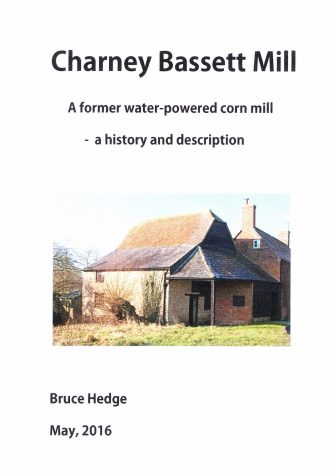 Mill History and Description: Bruce Hedge