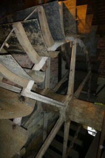 The Waterwheel (from St Helen's - Abingdon)