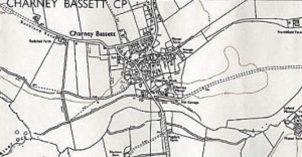 Village Map 1977