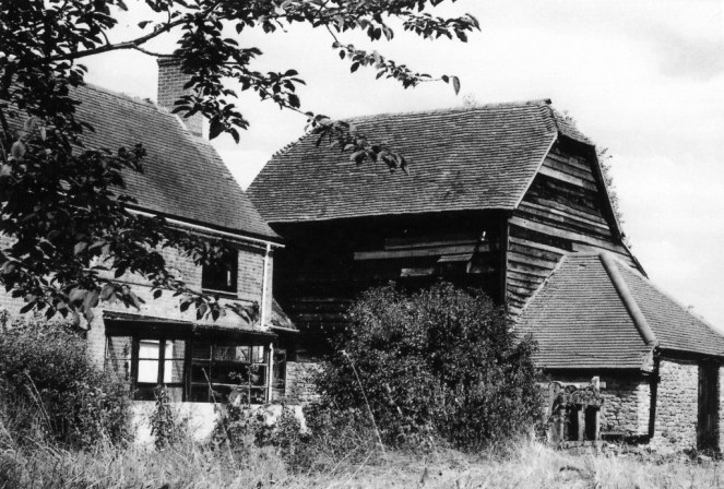 Mill and house