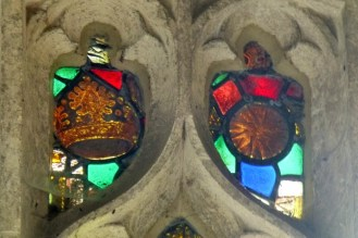 St Peter's Church Stained Glass