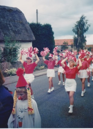 majorettes at fete 12