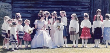 May Queen 1985