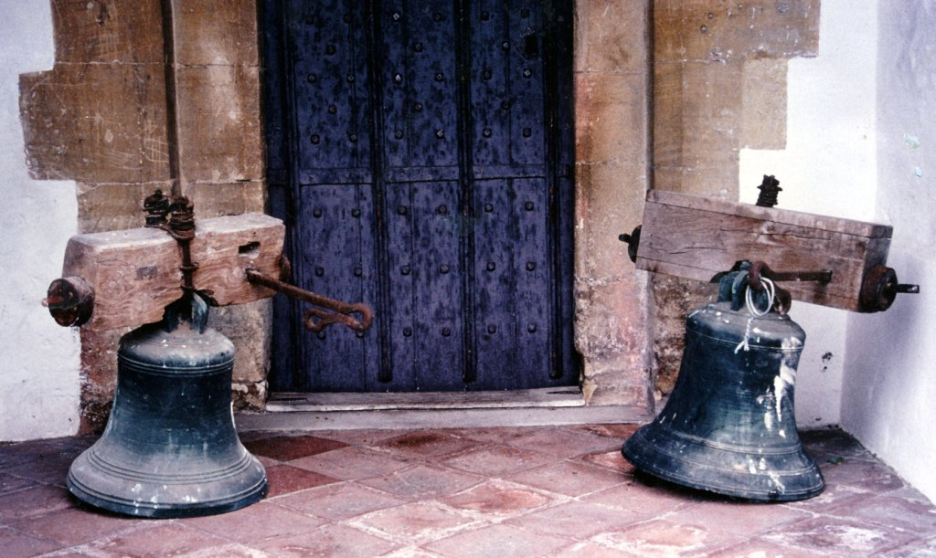 The Pair of Bells in the Porch