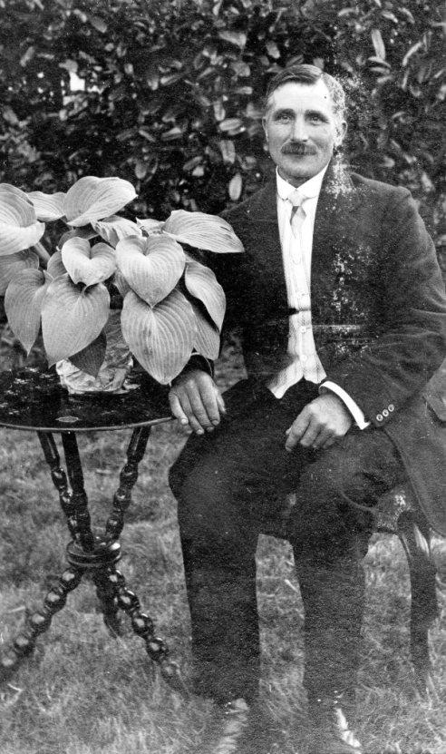 Percy Belcher