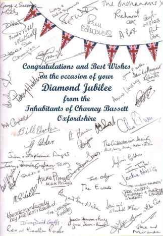Jubilee Card 1.
