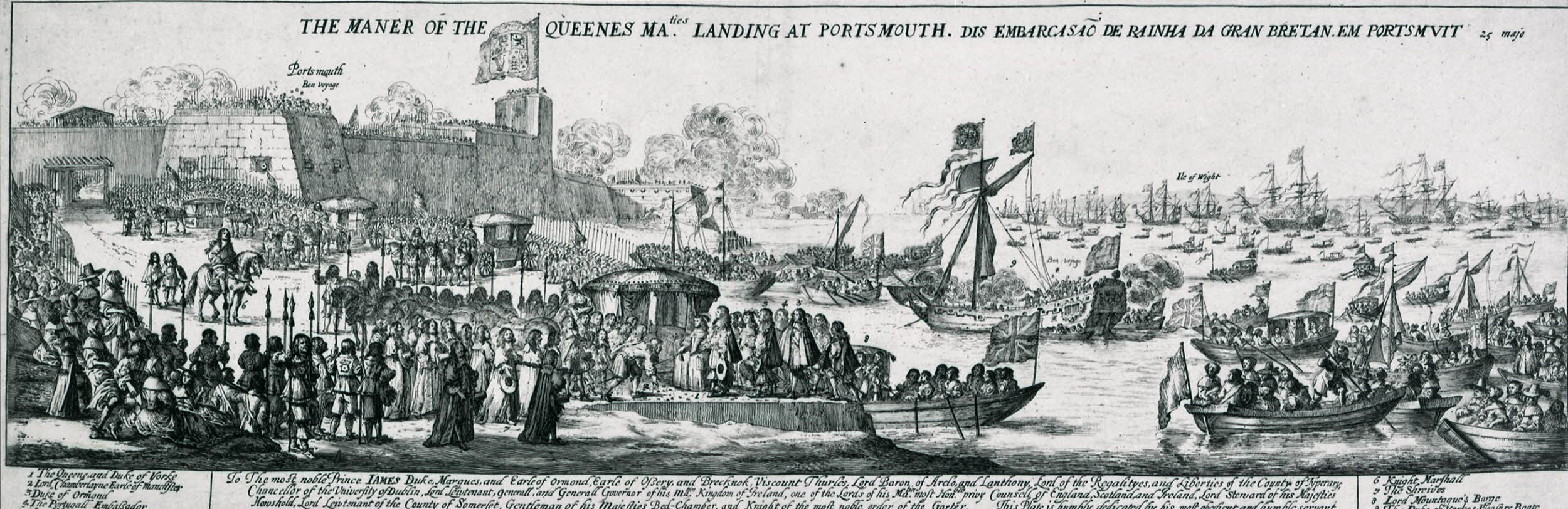 Portsmouth 1662