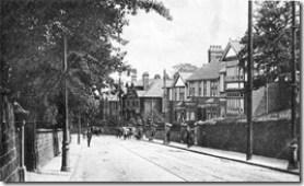 Porthill Bank 1905 - 1915