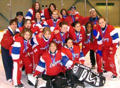 Calgary WOW Tween AA - Bronze at Provincials