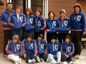 1982-83 Junior Belle Rep Team