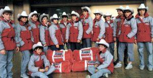 Calgary Junior Belle Rep Team - 1984-85