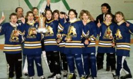 """TWEEN """"A"""" Airdrie Ice Hawks - City Champions"""