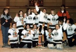 """CALGARY TWEEN """"B"""" Northwest Kool Kats - City Champions"""