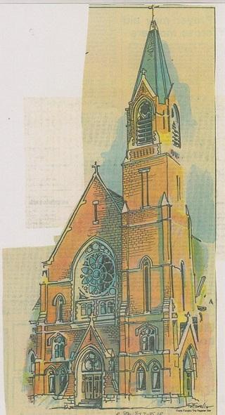 St  Mary's Church Frank Fiorello