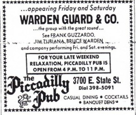 Piccadily Pub