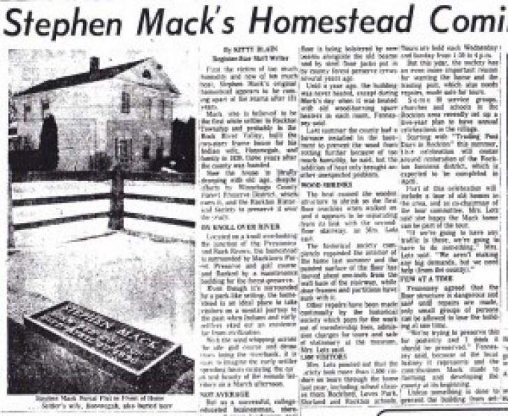 Stephen Mack