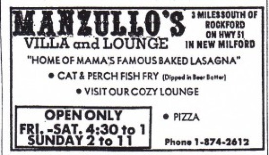 Manzullo's