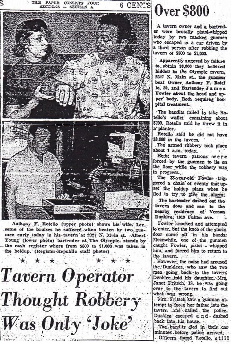 Tavern Operator