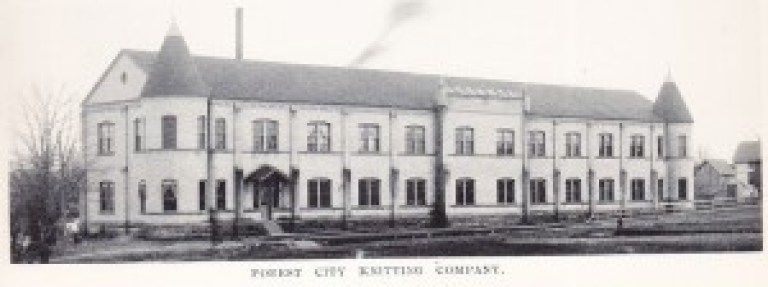 Forest City Knititing Co.