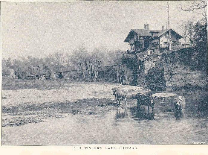 Tinker Swiss Cottage