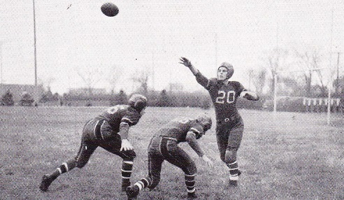 EHS 1942 football