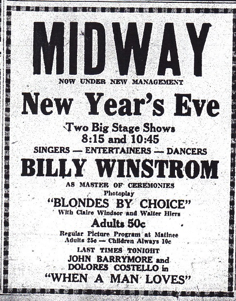 Midway Thea - Billy