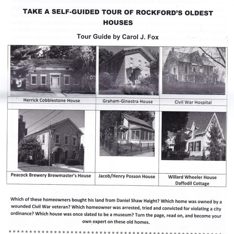 Rockford's Oldest House