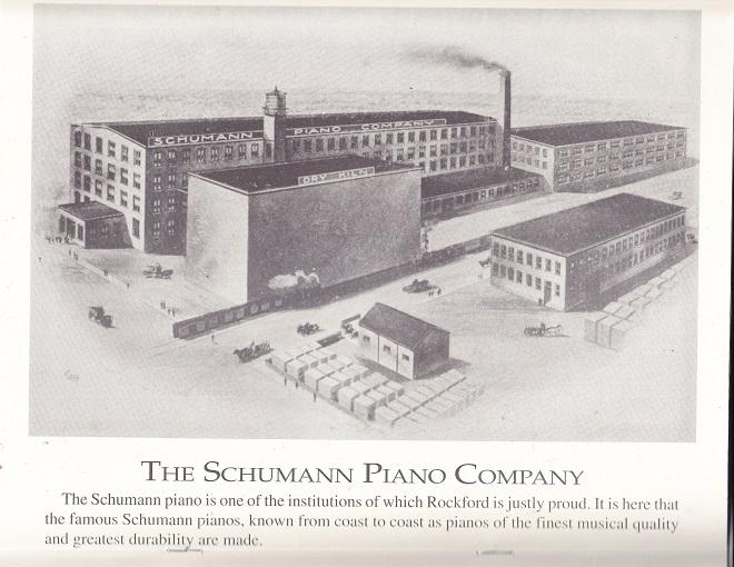 Schumann Piano Co.