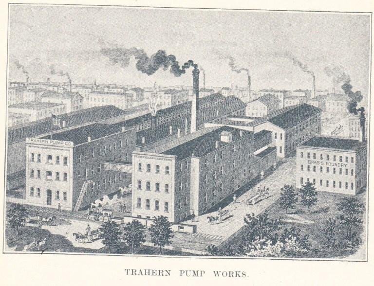 Trahern Pump Works 1891