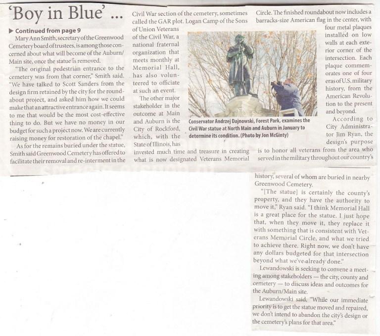 Boy in Blue - 3