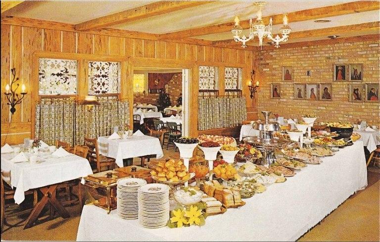 Sweden House Smorgasbord