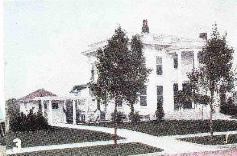 Shoudy house 1912