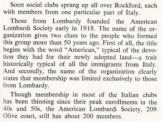 American Lombardi Society