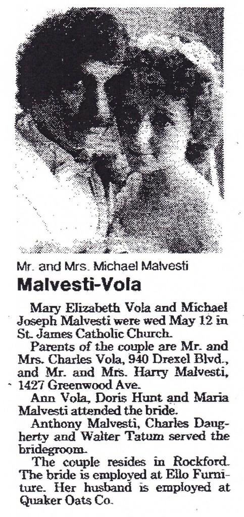 Malvesti-Volta