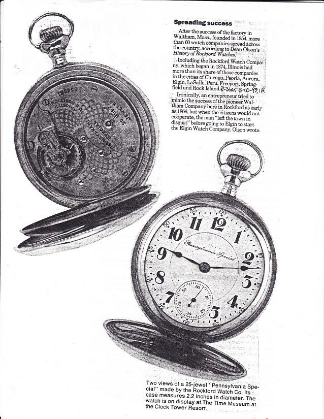 Rockford Time - 2