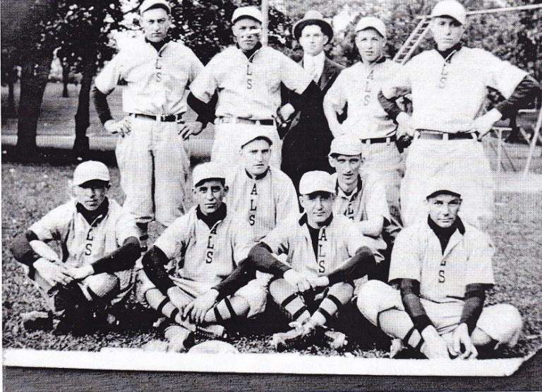 American Lombardi Baseball