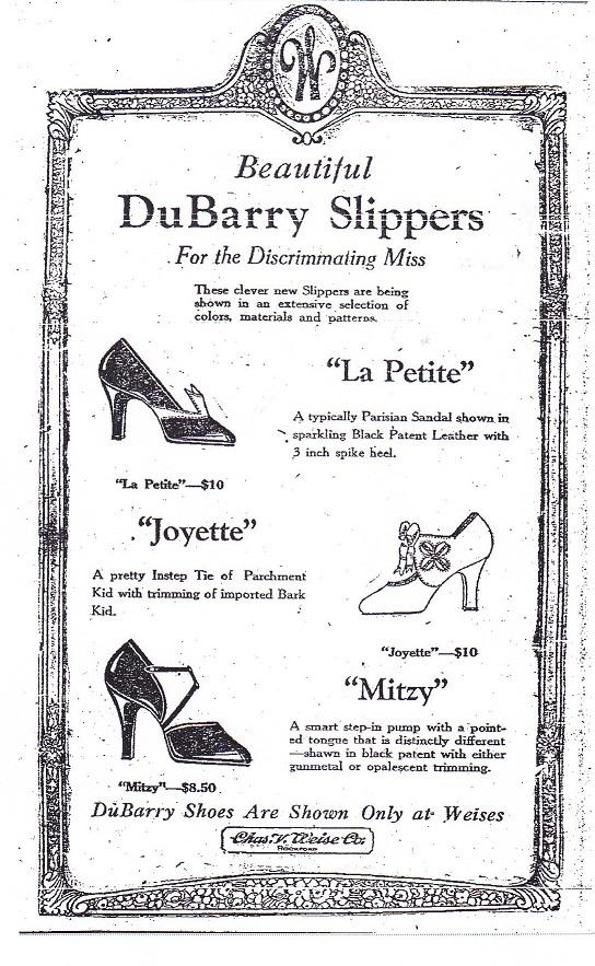 Dubarry Shoes