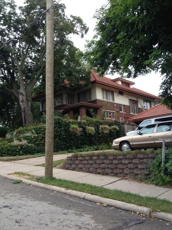Garfield Ave., 605 from Ridge