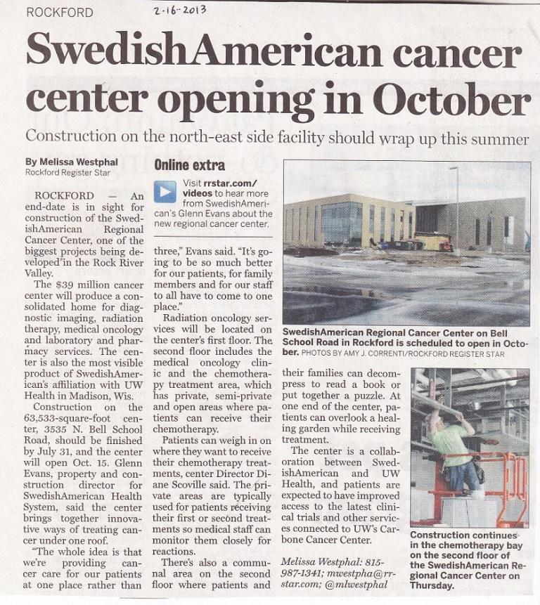 Swed-Amer Cancer