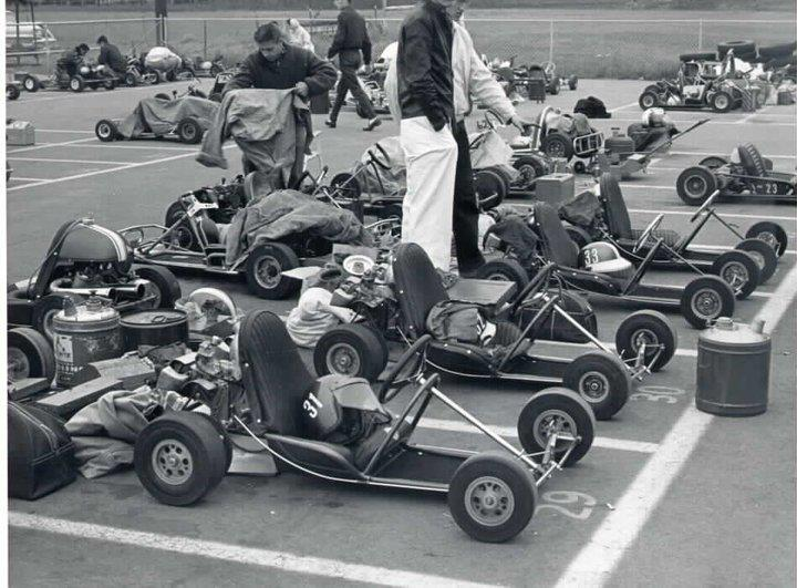 Windsor Raceway 1961