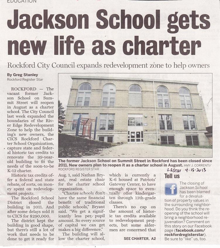 Jackson School sm