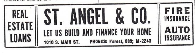 St. Angel & Company