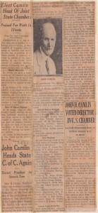 John H. Camlin