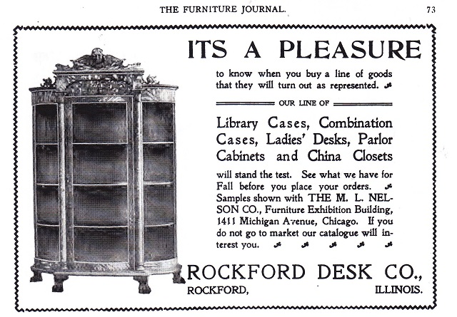 Rockford Desk Co.