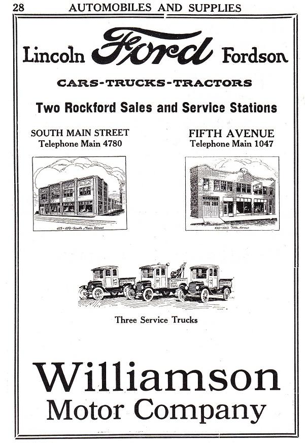 Williamson Motor Co.