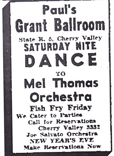 Paul's Grant Ballroom 49