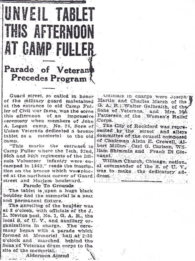 Camp Fuller - 3
