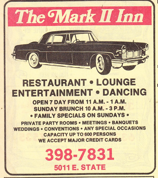 Mark II Inn
